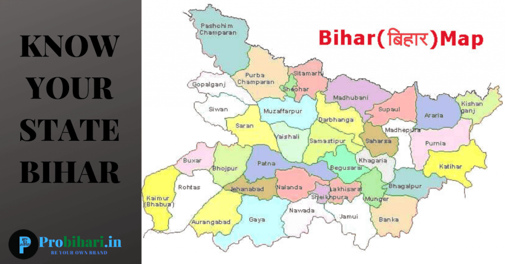 KNOW YOUR STATE BIHAR